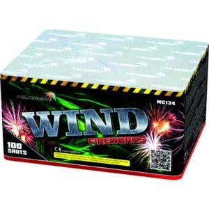 Батарея салютов WIND арт.MC134