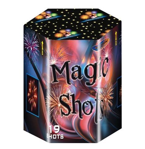 Батарея салютов MAGICAL SHOTS арт.MC150-19