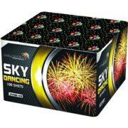 Большая батарея салютов SKY DANCING арт.GWM6103