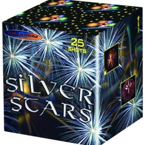 Батарея салютов SILVER STARS арт.MC200-25