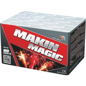 Батарея салютов MAKIN MAGIC арт.MC122