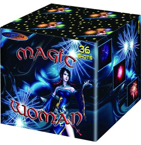 Большая батарея салютов MAGIC WOMAN арт.MC175-36