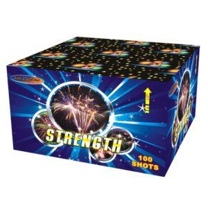 Батарея салютов STRENGTH арт.GP508