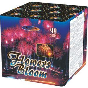 Большая батарея салютов FLOWERS BLOOM арт.GP506