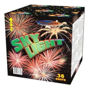 Большая батарея салютов SKY LIGHT арт.SB36-02