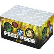 Разнокалиберная батарея салютов PAGO PAGO арт.MC119