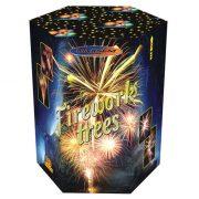 Большая батарея салютов FIREWORKS TREES арт.GWM5020
