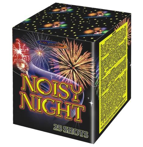 Компактная батарея салютов NOISY NIGHT арт.GP467