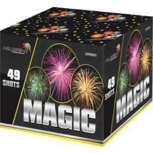 Большая батарея салютов MAGIC арт.GWM6491