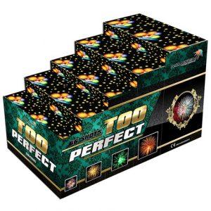 Батарея салютов TOO PERFECT арт.GWM6605